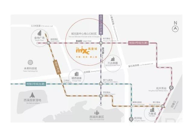 双地铁、万象城、CBD…超级红盘幸福里终于来了